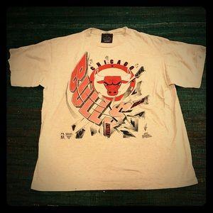 Vintage Chicago Bulls T-shirt